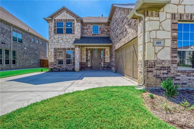 405 Burberry Drive, Grand Prairie, TX 75052 (MLS #14092553) :: The Tierny Jordan Network