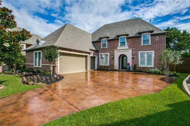 6805 Cannon Falls Drive, Plano, TX 75024 (MLS #14092590) :: Robbins Real Estate Group