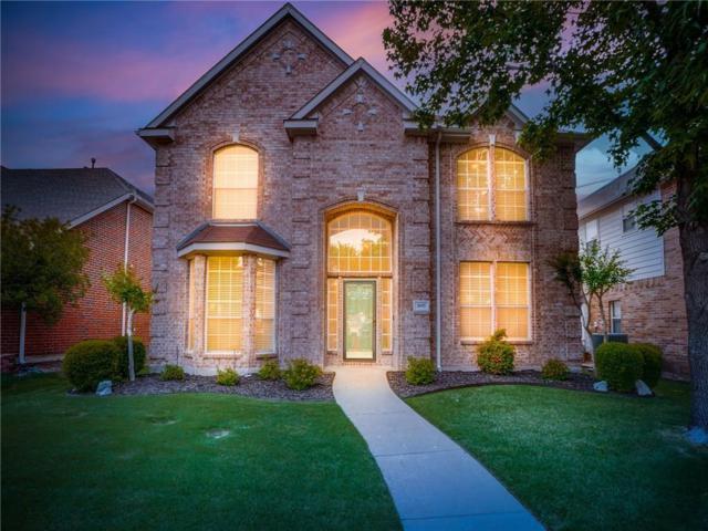 1605 Oak Brook Lane, Allen, TX 75002 (MLS #14092969) :: Baldree Home Team