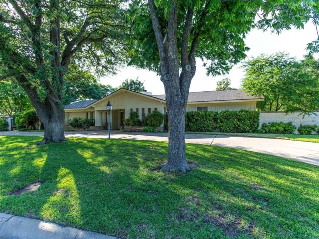 4200 Altura Road, Fort Worth, TX 76109 (MLS #14093211) :: Century 21 Judge Fite Company