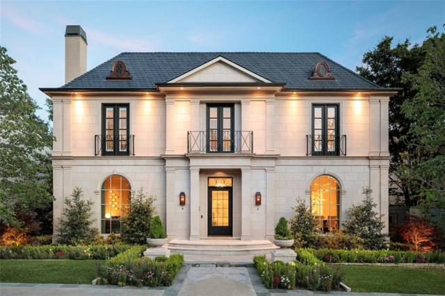 3621 Wentwood Drive, University Park, TX 75225 (MLS #14093349) :: The Hornburg Real Estate Group