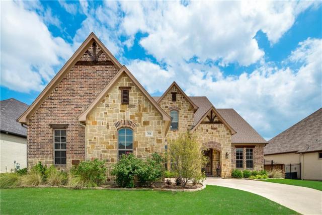 304 Creekview Terrace, Aledo, TX 76008 (MLS #14093883) :: The Heyl Group at Keller Williams