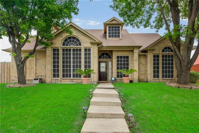 2002 Deepwood Street, Mesquite, TX 75181 (MLS #14093948) :: The Hornburg Real Estate Group