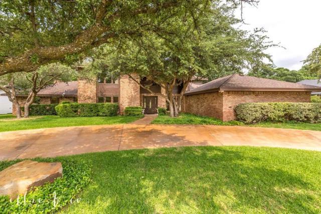 16 Fairway Oaks Boulevard, Abilene, TX 79606 (MLS #14094317) :: The Tonya Harbin Team