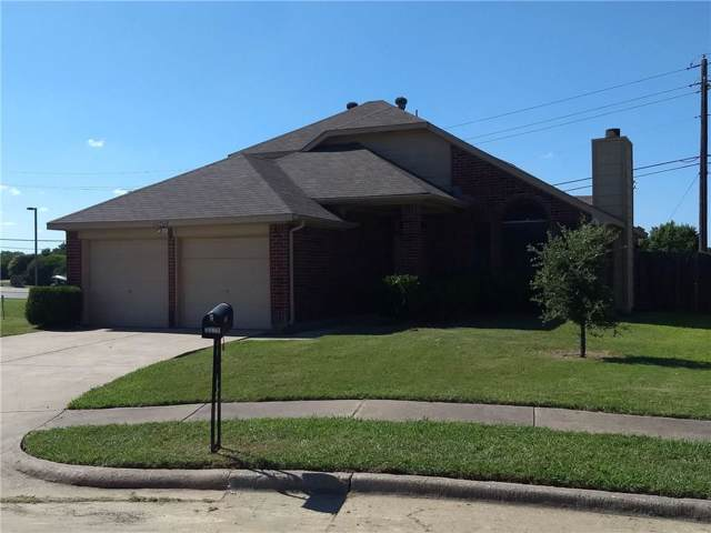 12927 Parker Court, Balch Springs, TX 75180 (MLS #14094579) :: The Heyl Group at Keller Williams