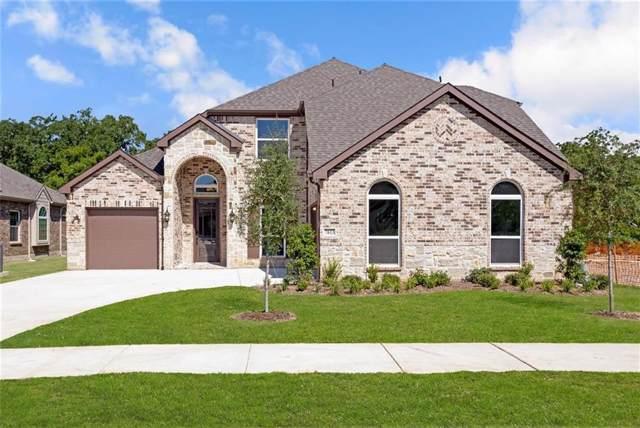 7613 Castle Pines Lane, Denton, TX 76208 (MLS #14094970) :: Real Estate By Design