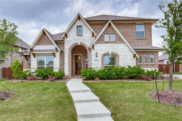 2121 Lewis Canyon Drive, Prosper, TX 75078 (MLS #14095312) :: The Star Team | JP & Associates Realtors