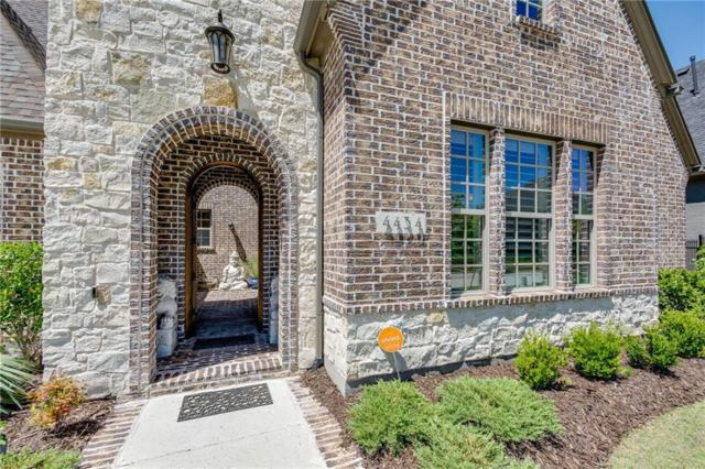 4434 Big Cedar Drive, Frisco, TX 75033 (MLS #14095356) :: Lynn Wilson with Keller Williams DFW/Southlake