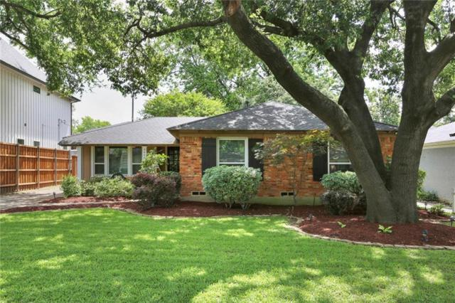 9840 Gooding Drive, Dallas, TX 75220 (MLS #14095548) :: HergGroup Dallas-Fort Worth