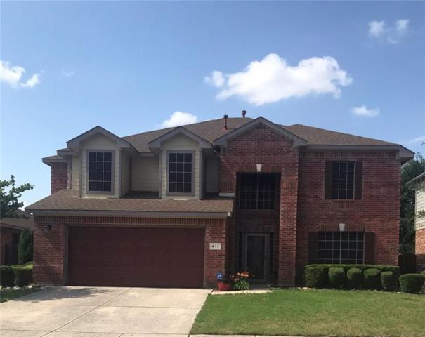 411 Pointer Place, Arlington, TX 76002 (MLS #14095787) :: The Mitchell Group