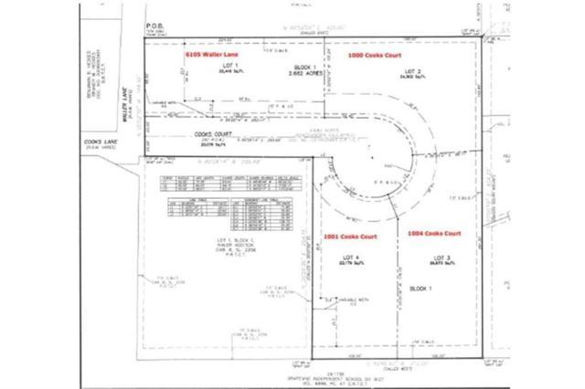 1004 Cooks Lane, Colleyville, TX 76034 (MLS #14095809) :: The Tierny Jordan Network