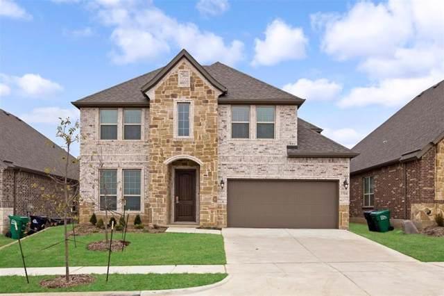 3704 Arroyo Trail, Denton, TX 76208 (MLS #14096038) :: Real Estate By Design