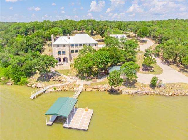 180 Moonlight Bay, Chico, TX 76431 (MLS #14096070) :: Robbins Real Estate Group