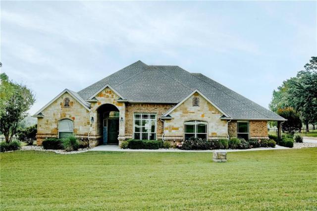 125 Ellis Creek Drive, Weatherford, TX 76085 (MLS #14096334) :: Real Estate By Design