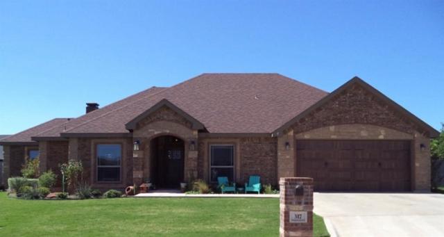 317 Remington Road, Tuscola, TX 79562 (MLS #14096440) :: The Tonya Harbin Team