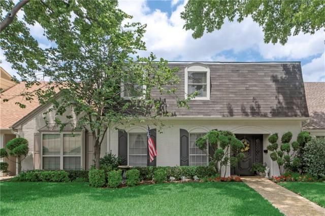 3779 Weeburn Drive, Dallas, TX 75229 (MLS #14096481) :: RE/MAX Landmark