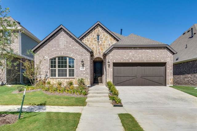 1224 14th Street, Argyle, TX 76226 (MLS #14096836) :: The Real Estate Station