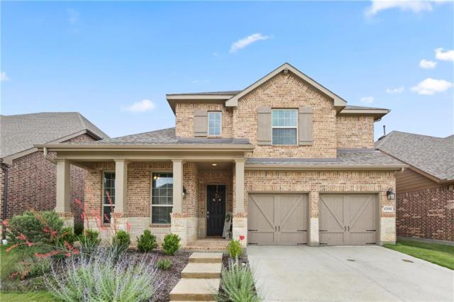 1208 8th Street, Argyle, TX 76226 (MLS #14096920) :: Team Tiller