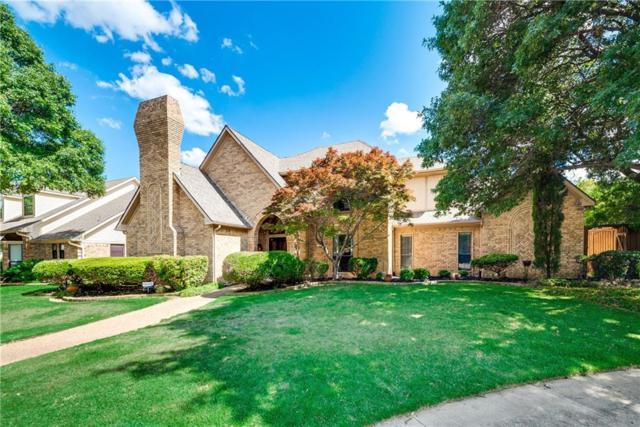 3824 Vicksburg Court, Plano, TX 75023 (MLS #14097014) :: Real Estate By Design