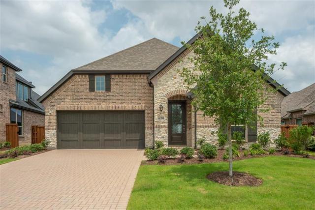 650 Ashbury Drive, Prosper, TX 75078 (MLS #14097126) :: Real Estate By Design