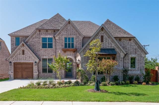 1000 Woodford Drive, Keller, TX 76248 (MLS #14098566) :: The Kimberly Davis Group