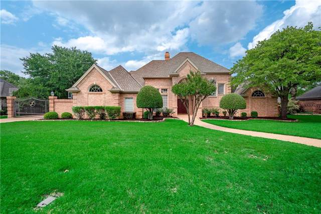 7905 Jefferson Circle, Colleyville, TX 76034 (MLS #14098976) :: The Tierny Jordan Network
