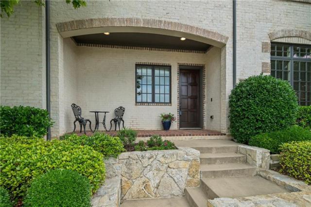 6812 Francesca Lane, Plano, TX 75024 (MLS #14099091) :: Real Estate By Design