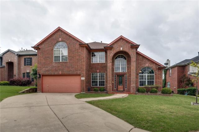 1910 Winter Park Drive, Mansfield, TX 76063 (MLS #14099184) :: RE/MAX Pinnacle Group REALTORS