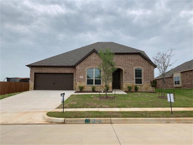 1550 Blue Lake Drive, Burleson, TX 76058 (MLS #14099641) :: The Mitchell Group