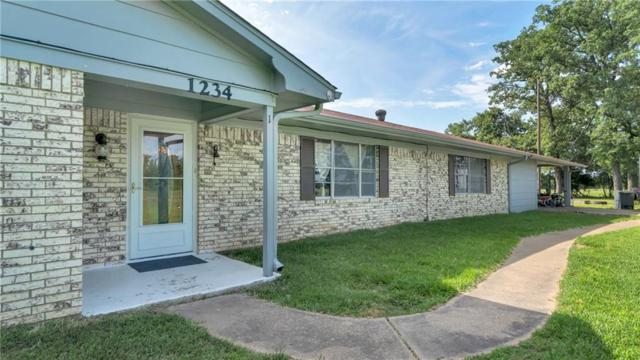1234 Vz County Road 2434, Canton, TX 75103 (MLS #14099800) :: RE/MAX Town & Country