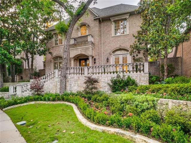 7135 Hill Forest Drive, Dallas, TX 75230 (MLS #14099849) :: Century 21 Judge Fite Company
