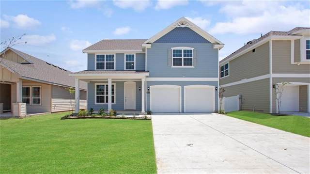 1612 Hinckley Avenue, Providence Village, TX 76227 (MLS #14099854) :: Real Estate By Design