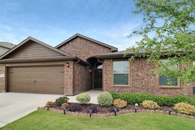 628 Cameron Way, Azle, TX 76020 (MLS #14099867) :: RE/MAX Town & Country