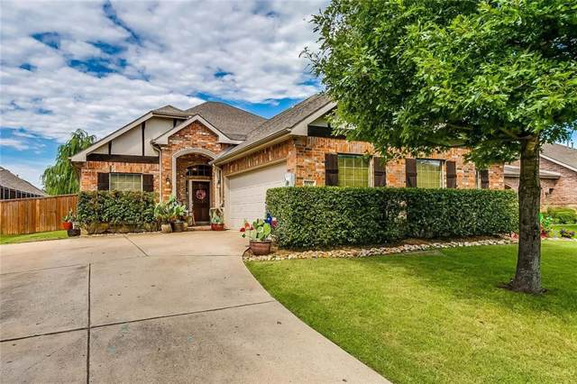 1030 Spinnaker Drive, Forney, TX 75126 (MLS #14099891) :: The Heyl Group at Keller Williams