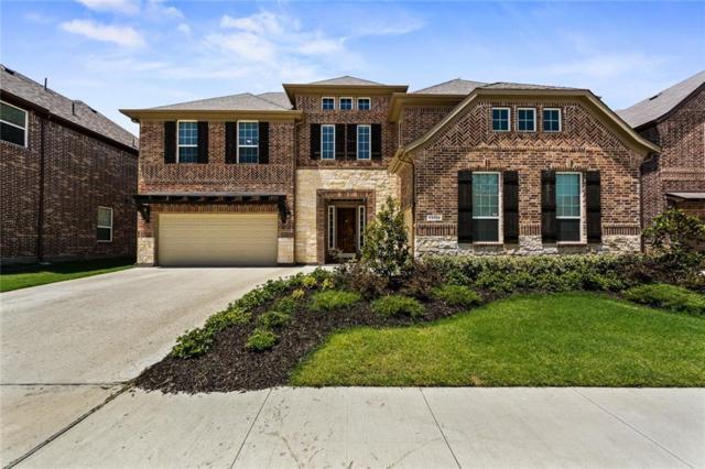 13154 Affirmed Avenue, Frisco, TX 75035 (MLS #14099911) :: The Kimberly Davis Group