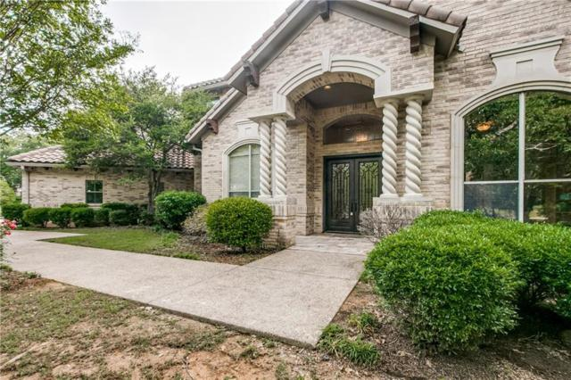 8601 Riviera Court, Flower Mound, TX 75022 (MLS #14100068) :: Real Estate By Design