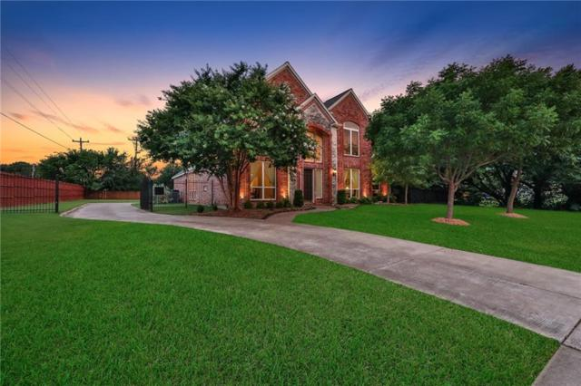 6500 Glenhope Circle S, Colleyville, TX 76034 (MLS #14100216) :: The Heyl Group at Keller Williams