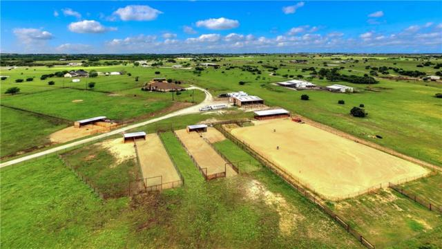 982 Johnson Bend Road, Weatherford, TX 76088 (MLS #14100517) :: All Cities Realty
