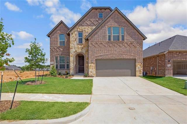 3713 Arroyo, Denton, TX 76208 (MLS #14100643) :: Real Estate By Design