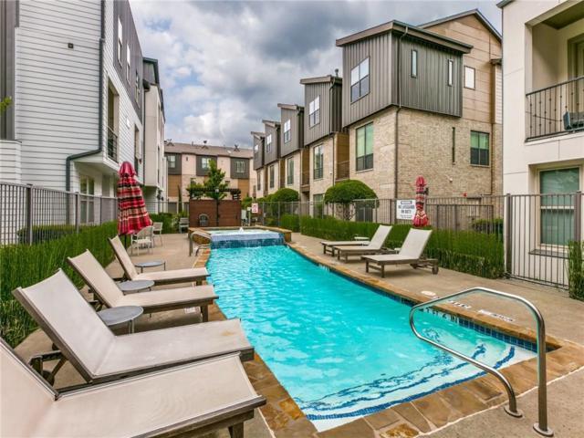 4211 Rawlins Street #350, Dallas, TX 75219 (MLS #14100812) :: Team Hodnett