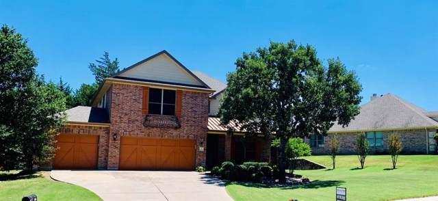 2695 Pinnacle Drive, Burleson, TX 76028 (MLS #14100937) :: RE/MAX Town & Country