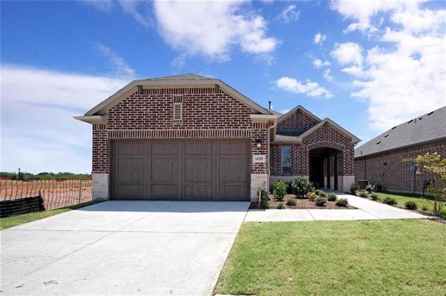 1620 Sweetwater Way, Celina, TX 75009 (MLS #14101042) :: The Mitchell Group