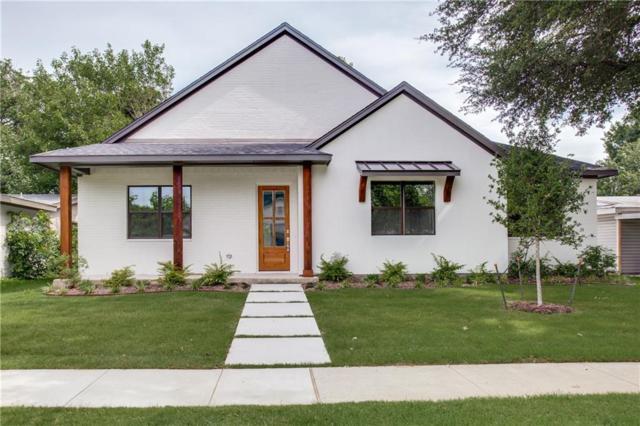 5832 Aton Avenue, Westworth Village, TX 76114 (MLS #14101309) :: The Mitchell Group