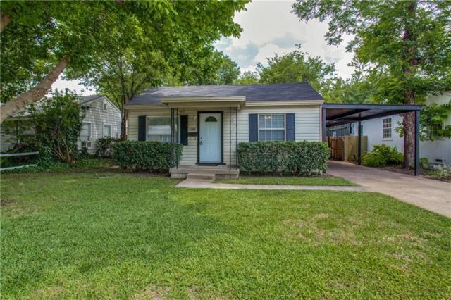 4209 Valentine Street, Fort Worth, TX 76107 (MLS #14101516) :: The Mitchell Group