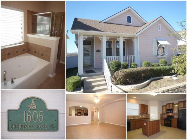 1605 Cherokee Rose Trail, Savannah, TX 76227 (MLS #14101661) :: Real Estate By Design