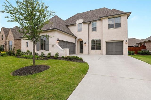 4431 Autumn Sage Drive, Prosper, TX 75078 (MLS #14101754) :: Kimberly Davis & Associates