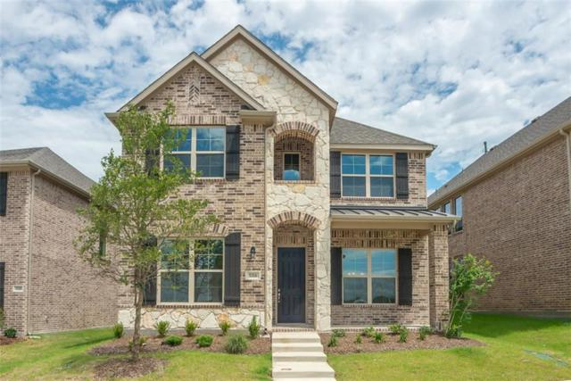 5316 Tuskegee Trail, Mckinney, TX 75070 (MLS #14101786) :: The Real Estate Station