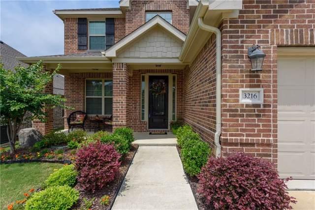 3216 Knoll Pines Road, Denton, TX 76208 (MLS #14102008) :: Real Estate By Design