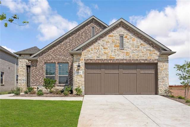 1617 Winsome Way, Celina, TX 75009 (MLS #14102048) :: The Mitchell Group