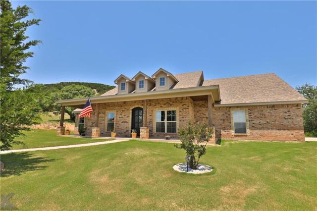 109 Moore Drive, Tuscola, TX 79562 (MLS #14102168) :: The Good Home Team